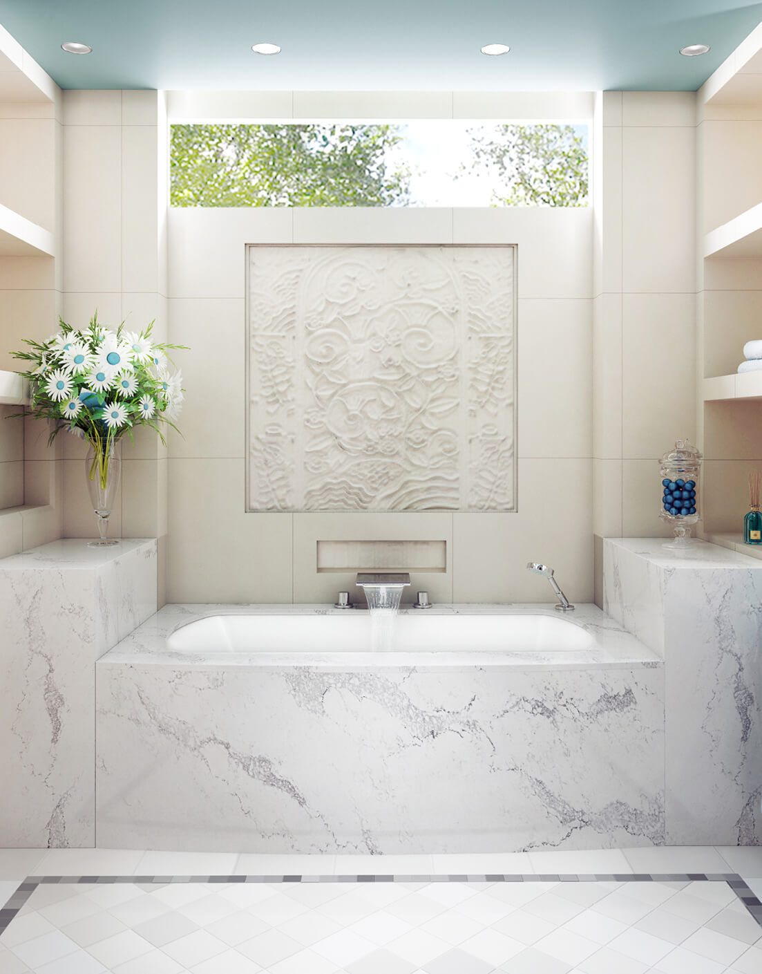 Monarch Grand Luxury bathtub