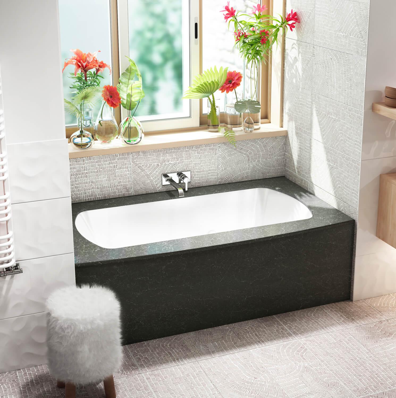 Monarch Grand Luxury 6638F air jet bathtub for your modern bathroom