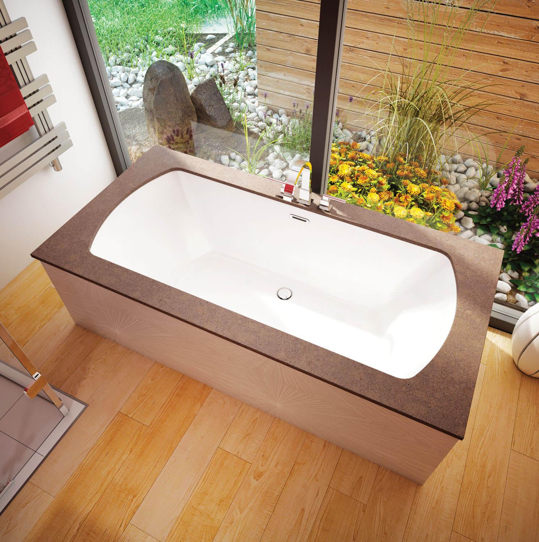Monarch 7240 air jet bathtub for your modern bathroom