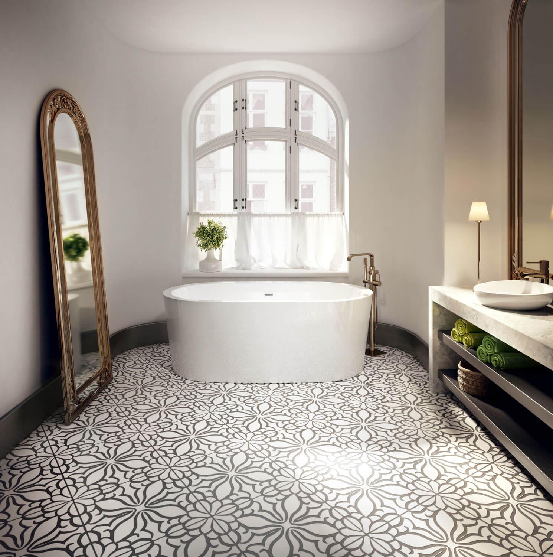 Bainultra Nokori™ Oval 6737 freestanding air jet bathtub for your modern bathroom
