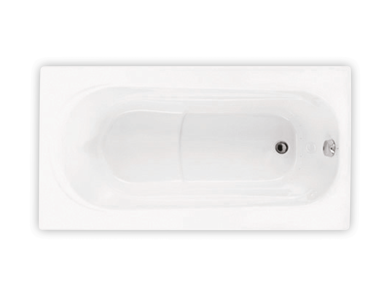 AMMA collection drop-in tubs