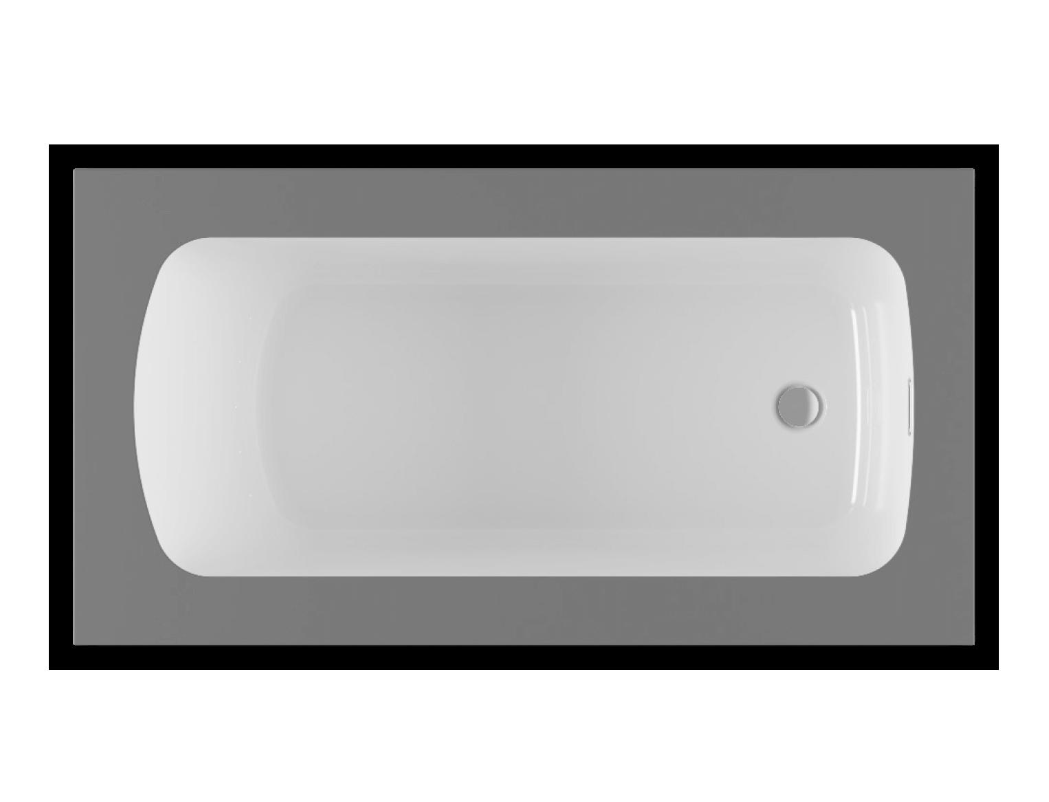 Monarch 6032 air jet bathtub for your modern bathroom