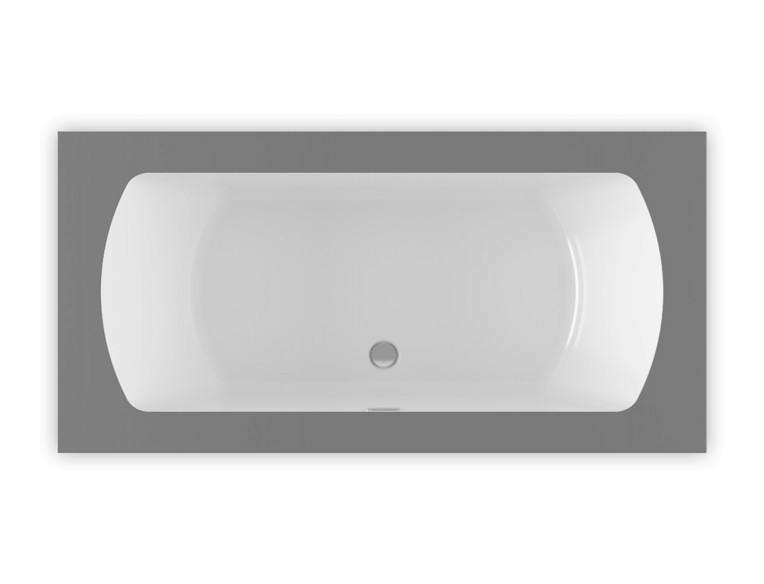 Monarch 6636 air jet bathtub for your modern bathroom