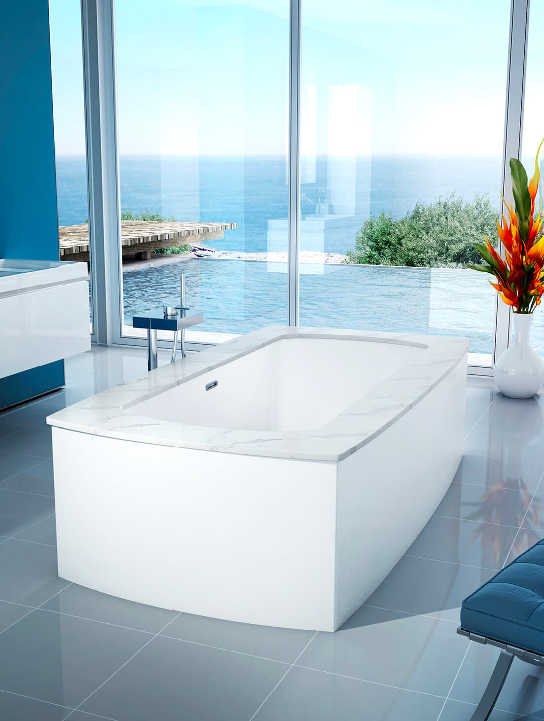 Monarch – Sumptuously designed baths