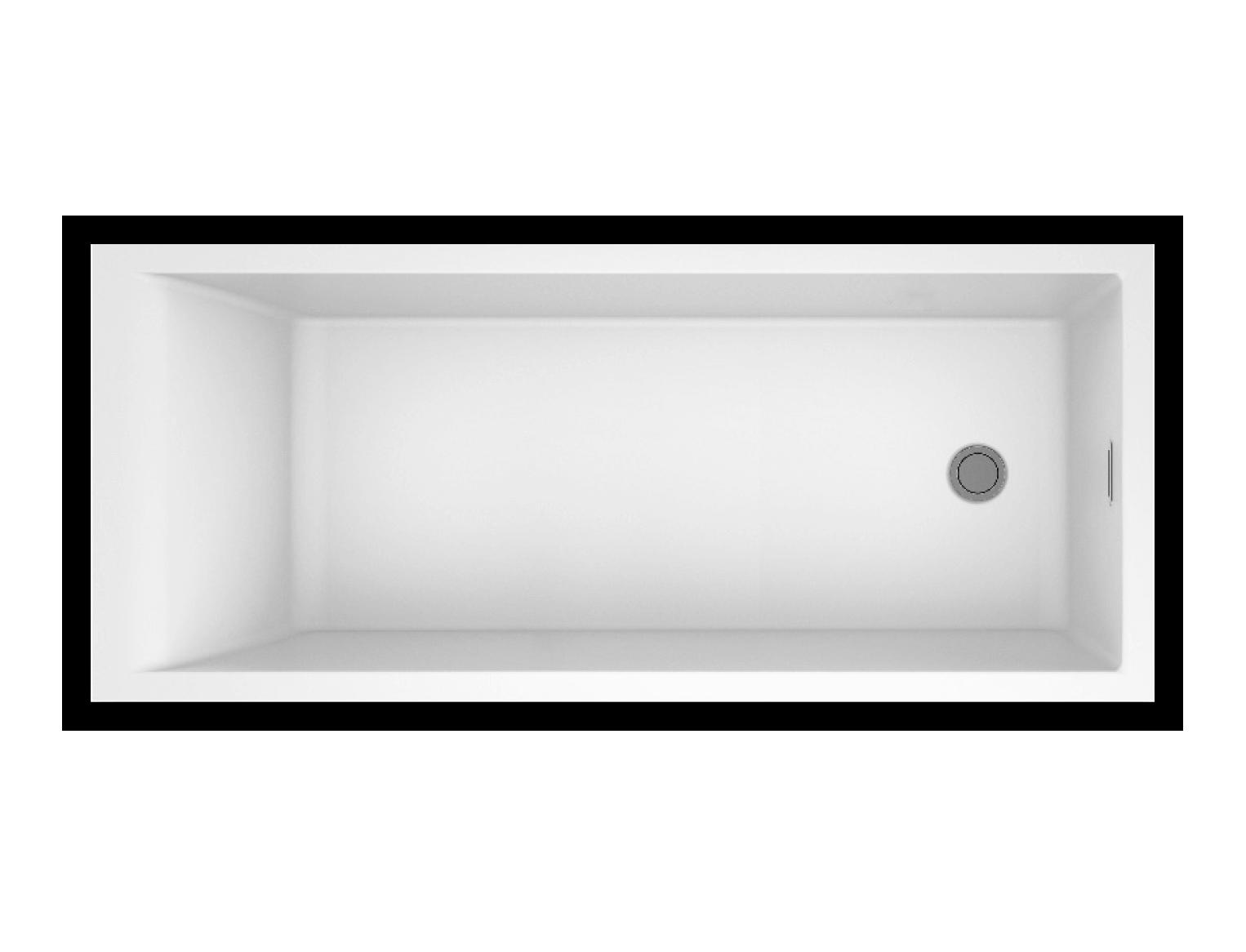 Bainultra Nokori™ 6429 freestanding air jet bathtub for your modern bathroom