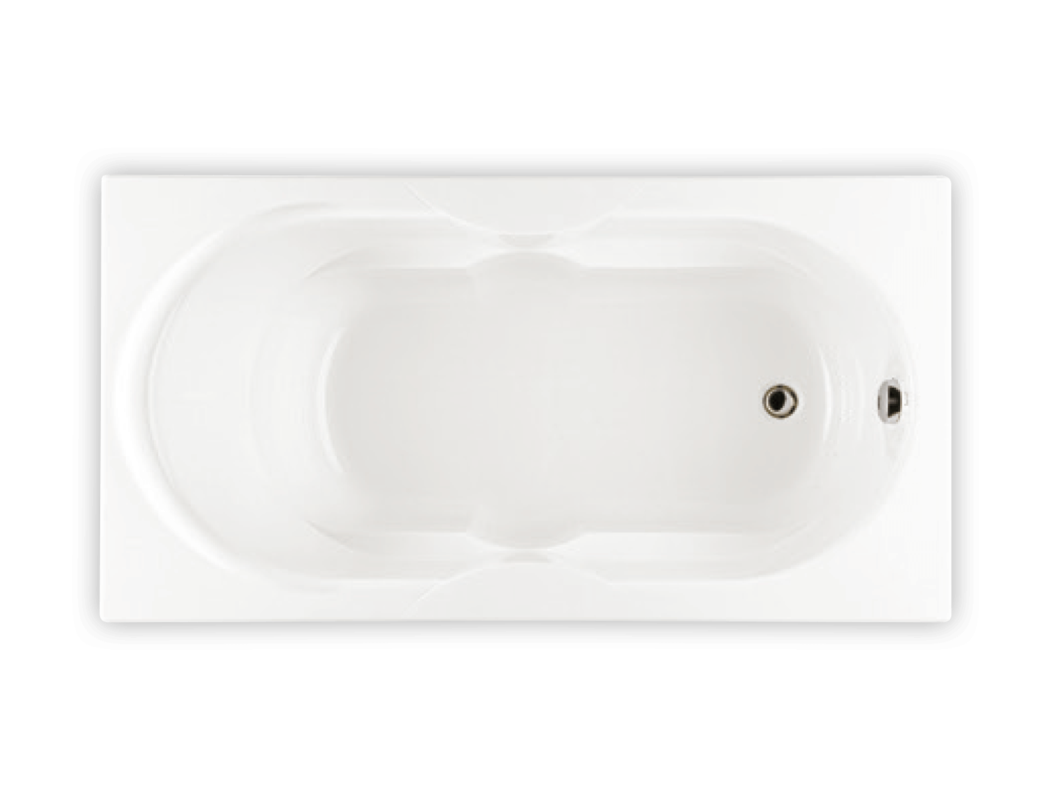 Bainultra Thermal 50 drop-in air jet bathtub for your modern bathroom
