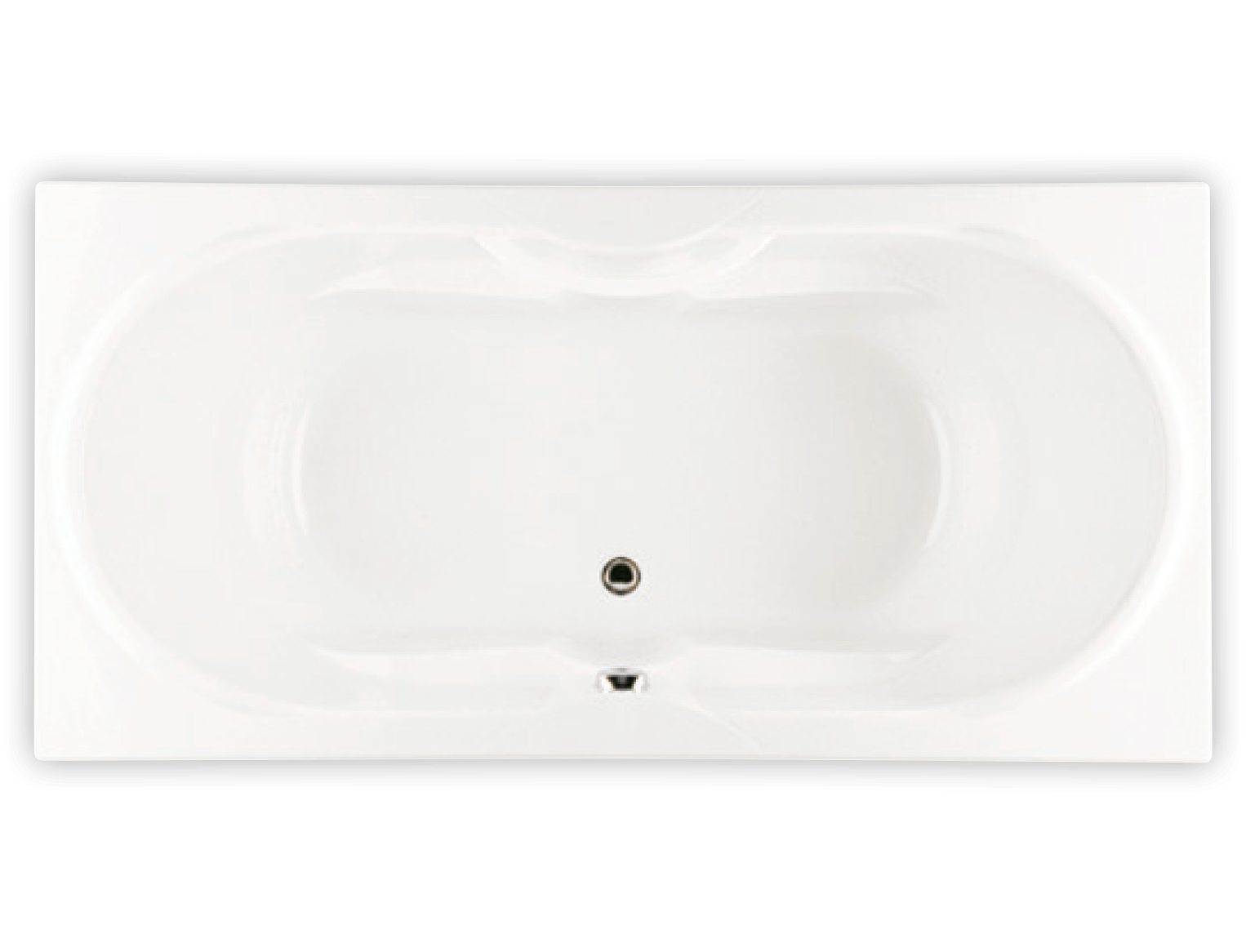 Bainultra Thermal 60 two person drop-in air jet bathtub for your master bathroom