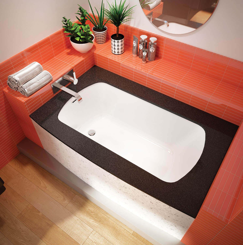 Monarch 6032L air jet bathtub for your modern bathroom