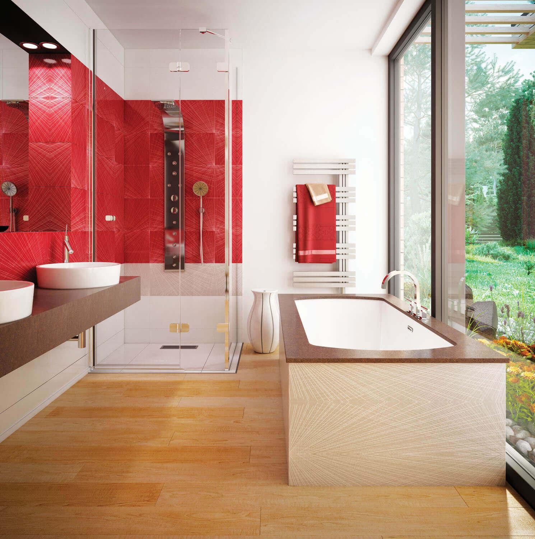 Monarch 7236 air jet bathtub for your modern bathroom