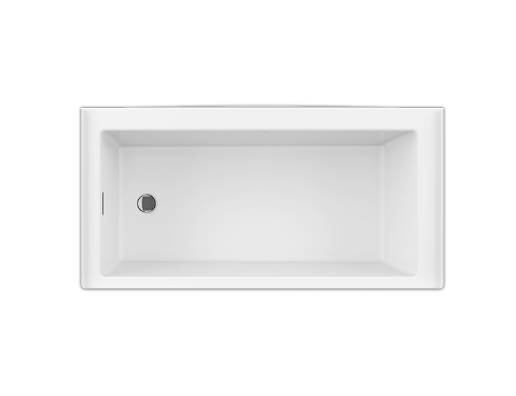 BAIN DE VILLE 6030 collection alcove air jet bathtub for your master bathroom