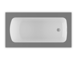 Monarch air jet bathtub for your modern bathroom