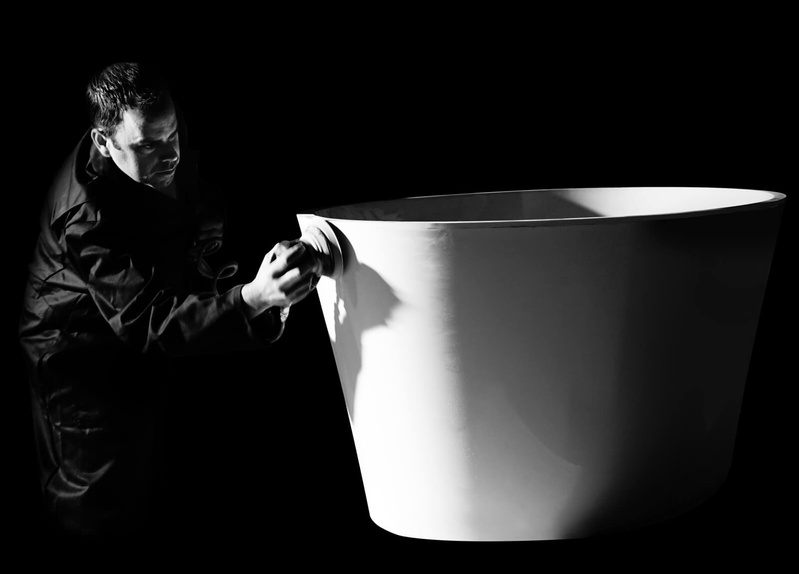 create tub