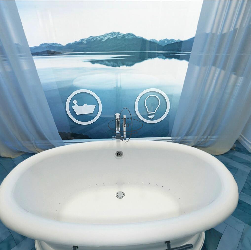 Balneo Naos in virtual reality