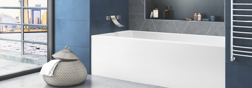BU-Touch nos collections de bain