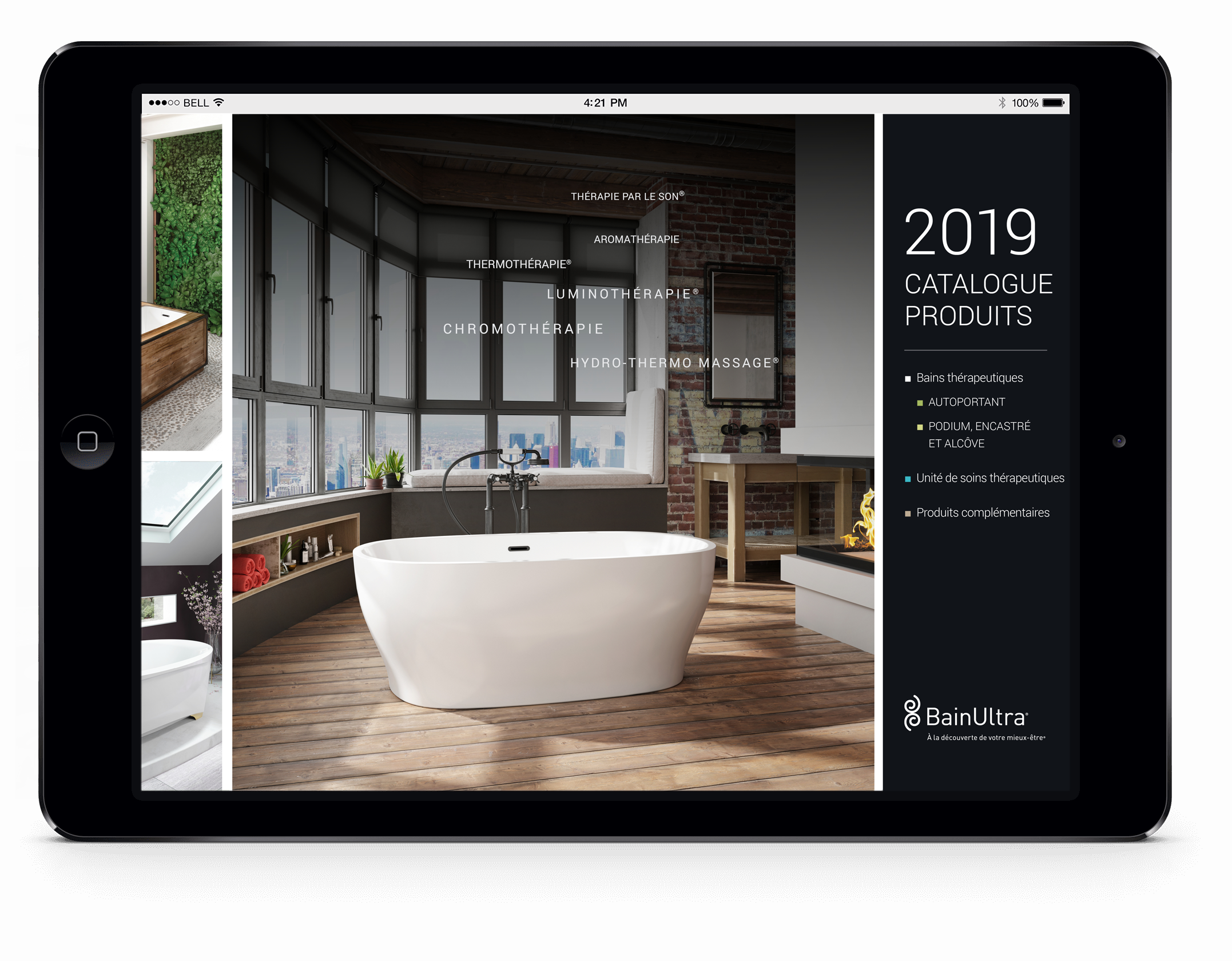 Catalogue de produits 2019