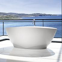 Celestia 6635 Freestanding Bathtub by Bainultra