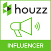 Houzz badge influencer