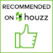 Houzz badge recommanded