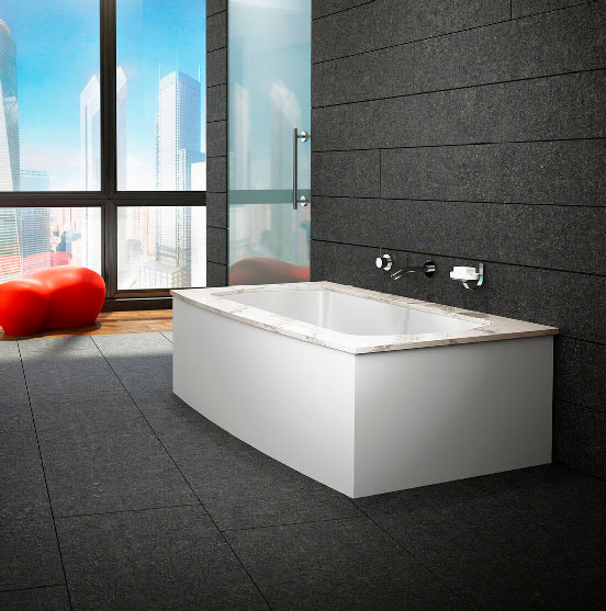 Monarch 6638 therapeutic bathtubs