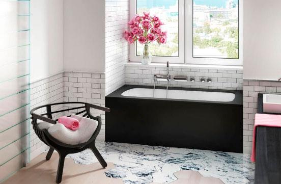 Monarch Grand Luxe bathtub