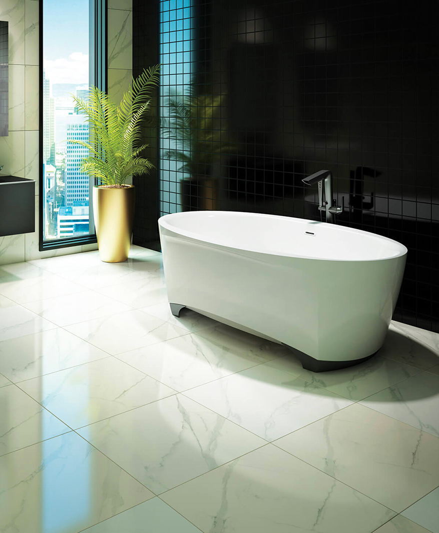 National Kitchen + Bath Association audust 2018 Bainultra bathtub