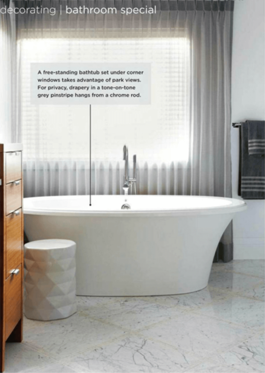 Styleathome September 2012 Bainultra bathtub