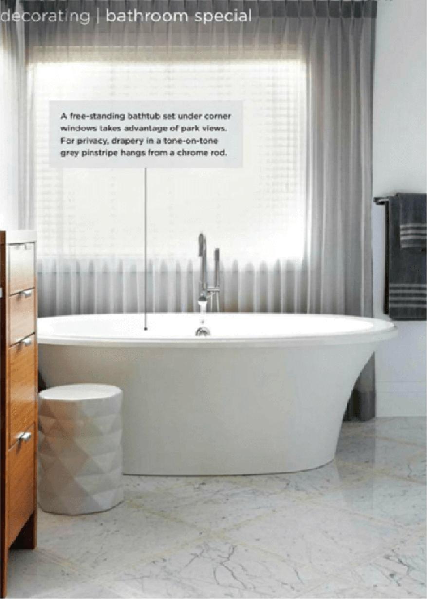 Styleathome September 2012 Bainultra bathtub