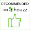 Houzz badge recommanded